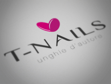 T-nails – Logo design
